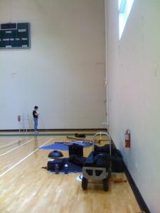 Attack Athletics pro training center, Chicago